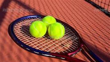 15 weken tennislessen