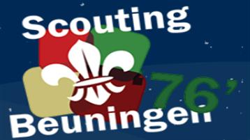 Lidmaatschap scouting Beuningen twv € 120