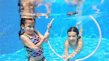 Kidsclub zwemmen / 3 maanden