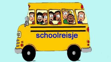 Schoolreis € 15,00 (let op: vanaf 3e kind in gezin)