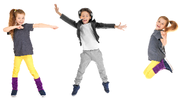 STREETDANCE VOOR KIDS 7 - 10 jaar (dans)