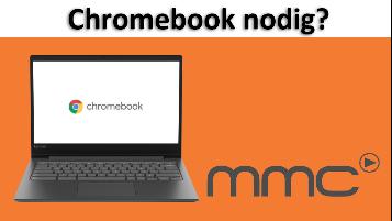 Bijdrage Chromebook - twv €350,-