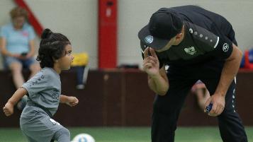 FC Peuter Profs: voetbaltraining voor kinderen tussen 2 en 7 jaar
