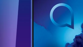 Alcatel smartphone 3 (2019) 64GB - Lebara (Blauw)